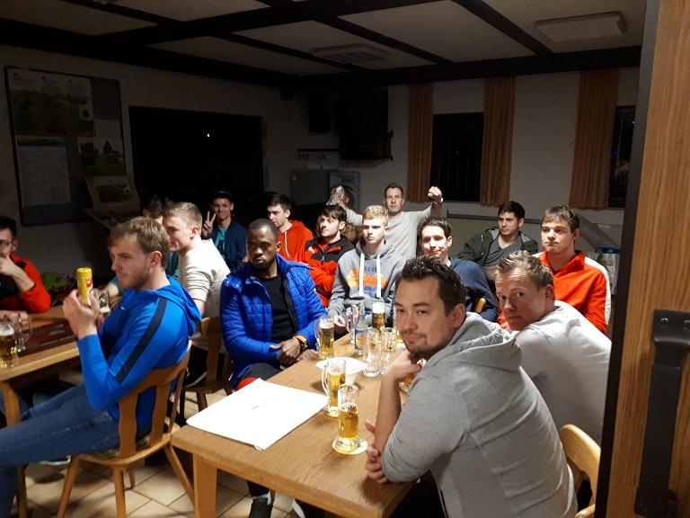 JHV 2018 Mannschaft