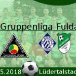 Heimspiel gegen SG Eiterfeld/Leimbach