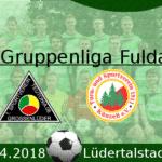 Heimspiel gegen TSV Künzell
