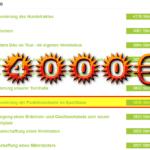 Teutonia erhält 4000€ als Siebter beim RhönEnergie Voting