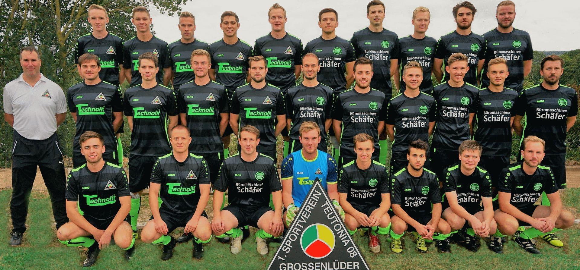 Team Gesamt 2018/2019