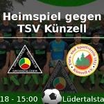 Heimspiel gegen Künzell 2018