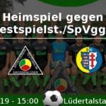 Heimspiel gegen Hersfeld 14.04.2019
