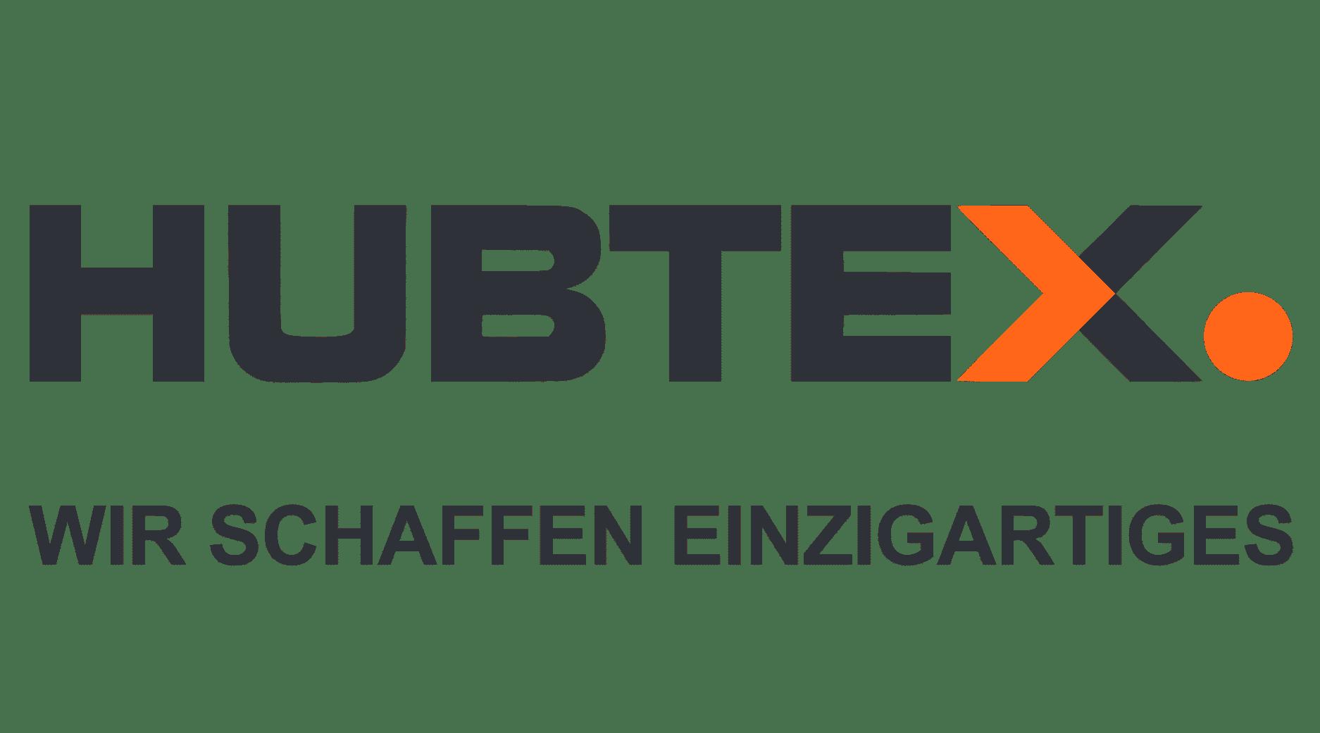 Hubtex Logo Groß
