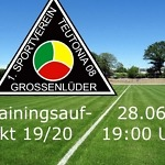 Trainingsauftakt 19/20