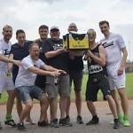 Team beim Schoppenturnier