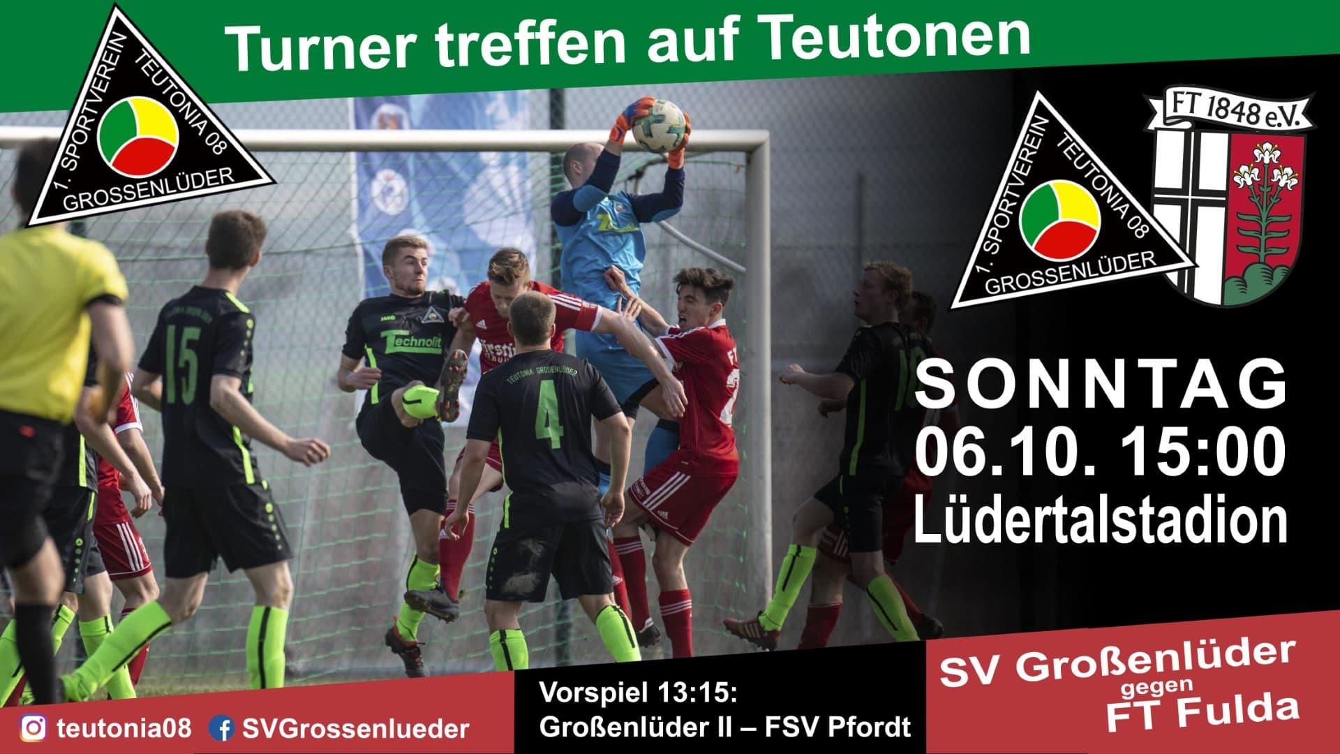 Heimspiel FT Fulda 2019