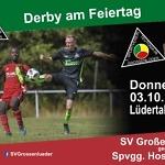 Derby am Feiertag gegen Hosenfeld 2019