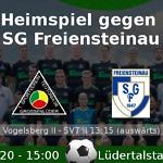 Heimspiel Freiensteinau 2020