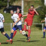 Kressenbach Ulmbach Über Weite Strecken Das Spiel Im Griff