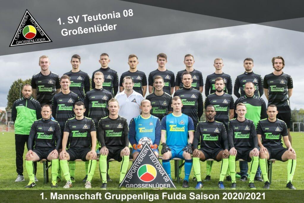 Gruppenligateam 2020/2021