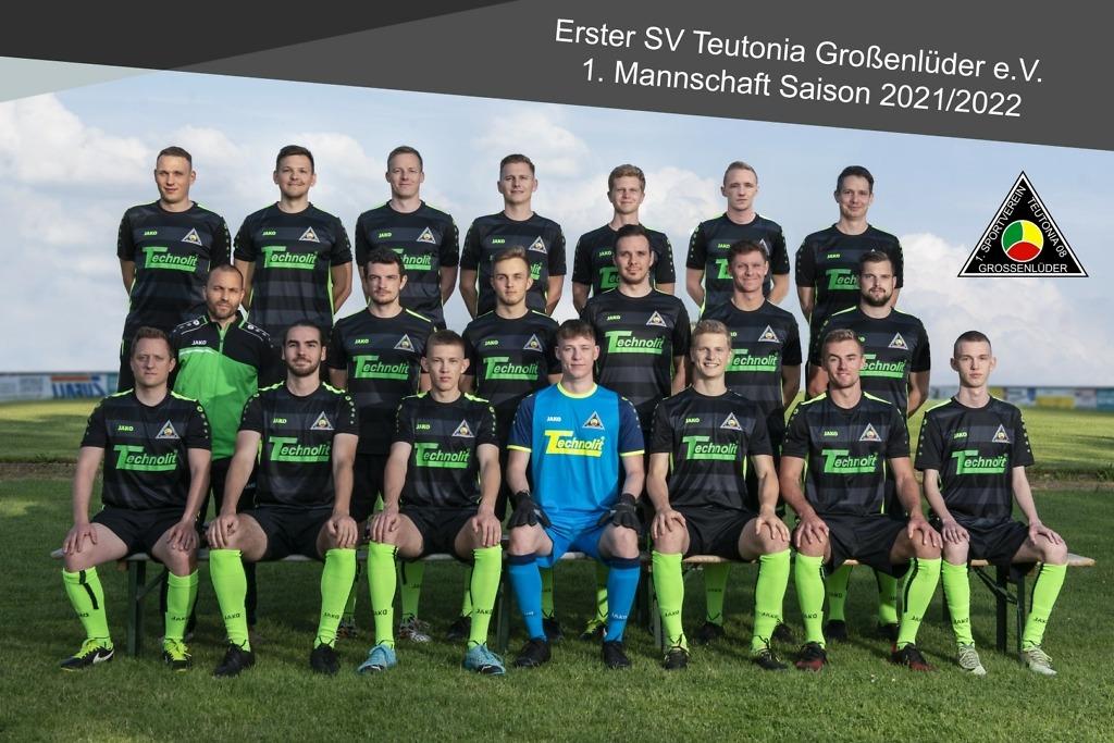 Gruppenliga Team 2021/2022
