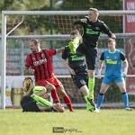 Bild vom Auswärtsspiel gegen Hosenfeld 2021